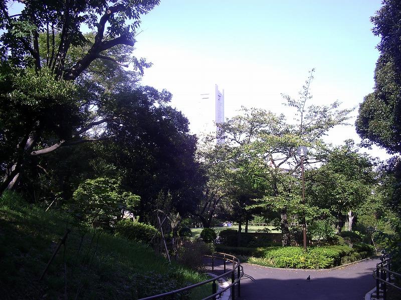 野毛山公園